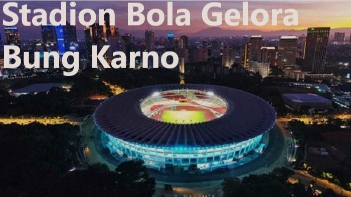 Stadion Bola Gelora Bung Karno